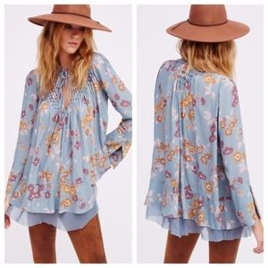 NWOT Free People So Fine Tunic